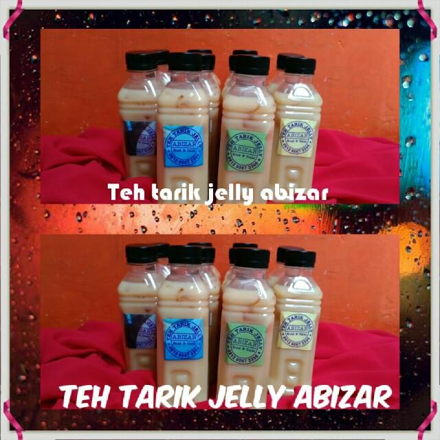Teh tarik jelly abizar