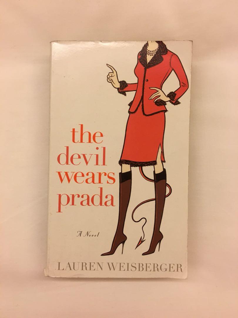 The Devil Wears Prada by Lauren Weisberger, Books, Books on Carousell