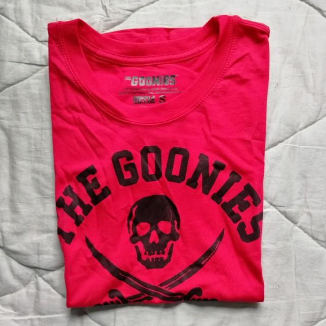 The Goonies EXCLUSIVE tshirt