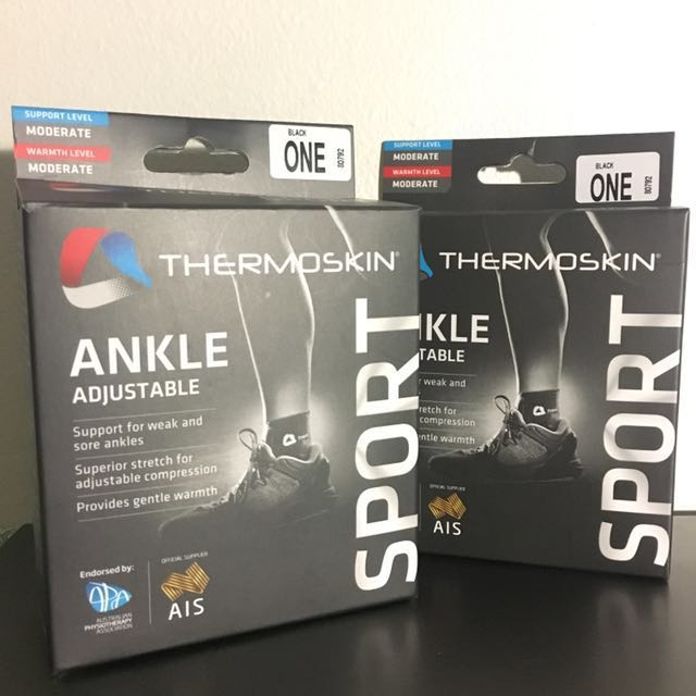 Thermoskin Adjustable Ankle Support