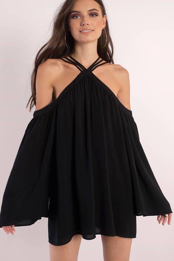 TOBI Black Dress Size M
