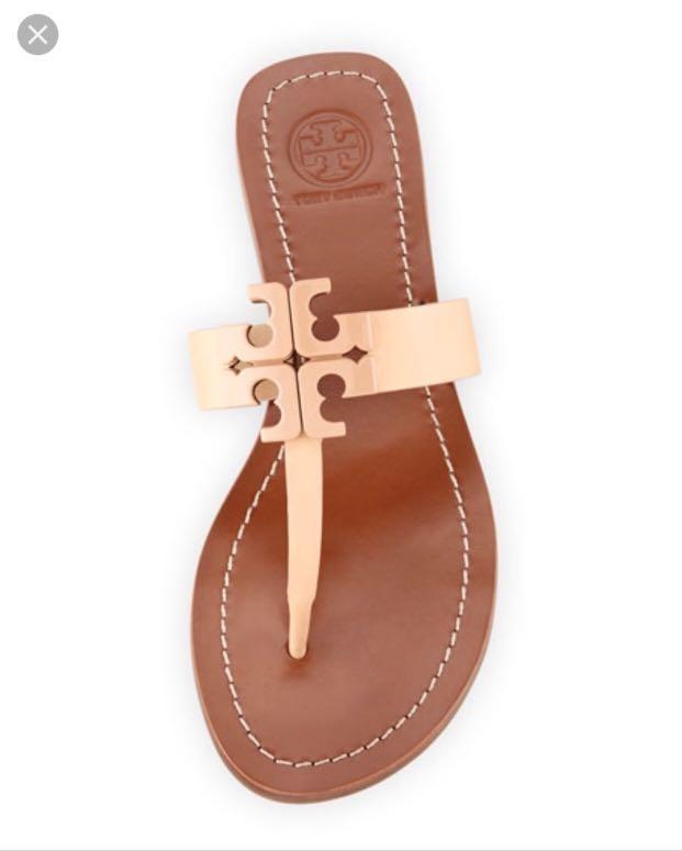 23256e6f4 Tory Burch Moore 2 thong sandal
