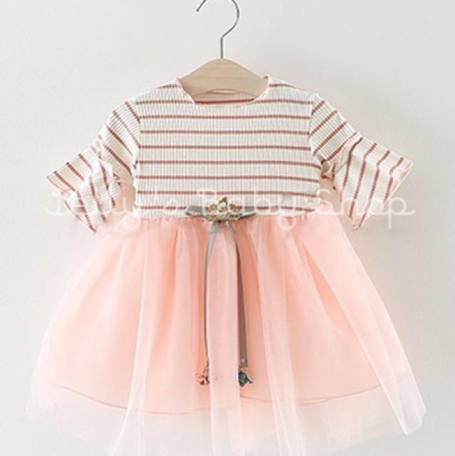 Trendy kids dresses
