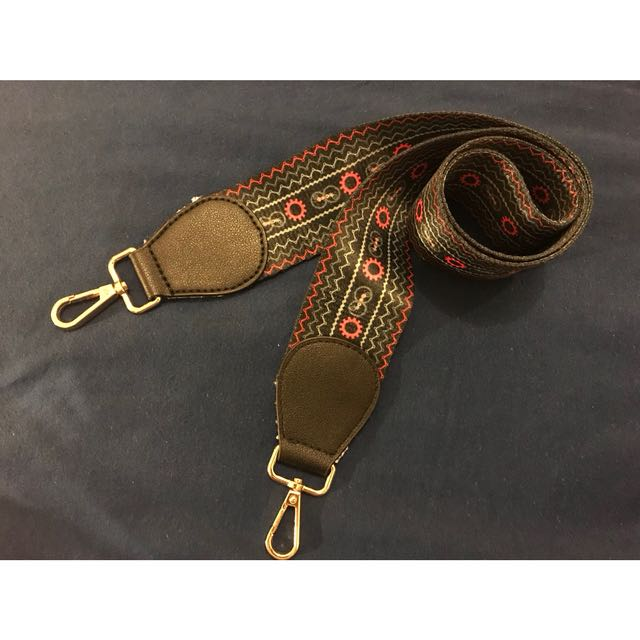 Tribal Boho Strap Bag
