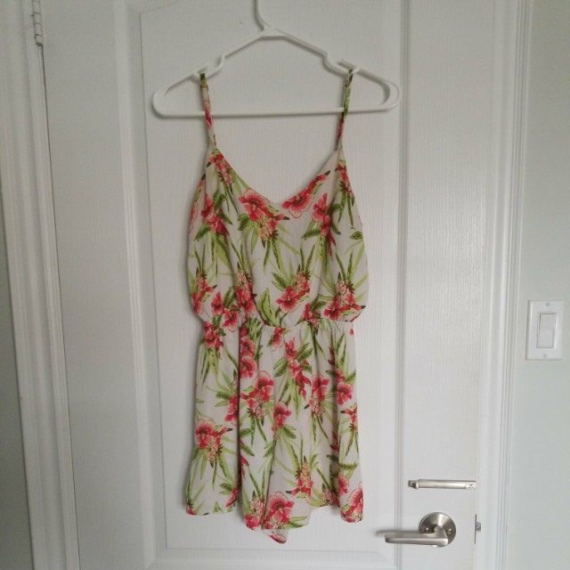 Tropical Romper small