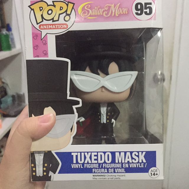 Tuxedo Mask (Sailor Moon) - Pop! Funko Figure