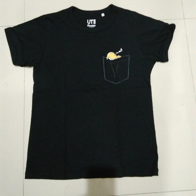 UNIQLO UT Graphic Tshirts - Sanrio Gudetama