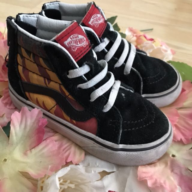 Van shoes for toddler