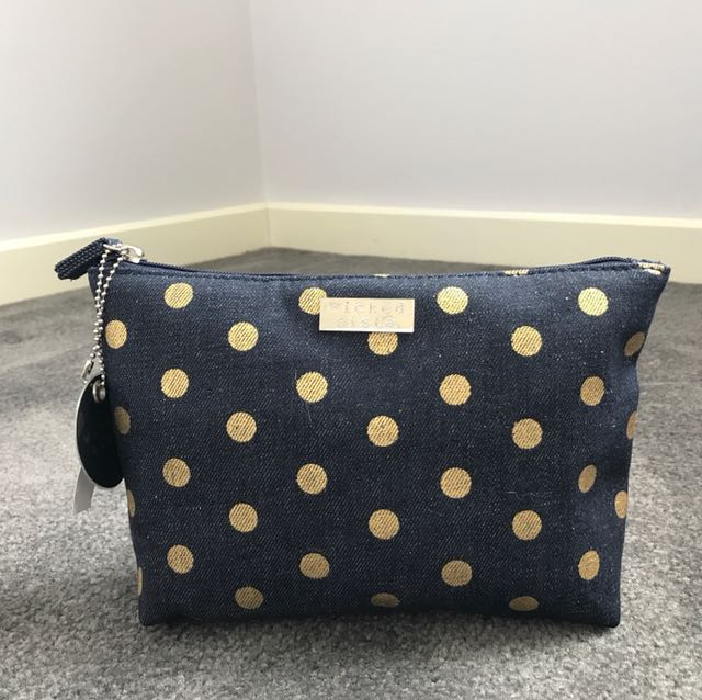 Wicked Sista Make-Up Bag