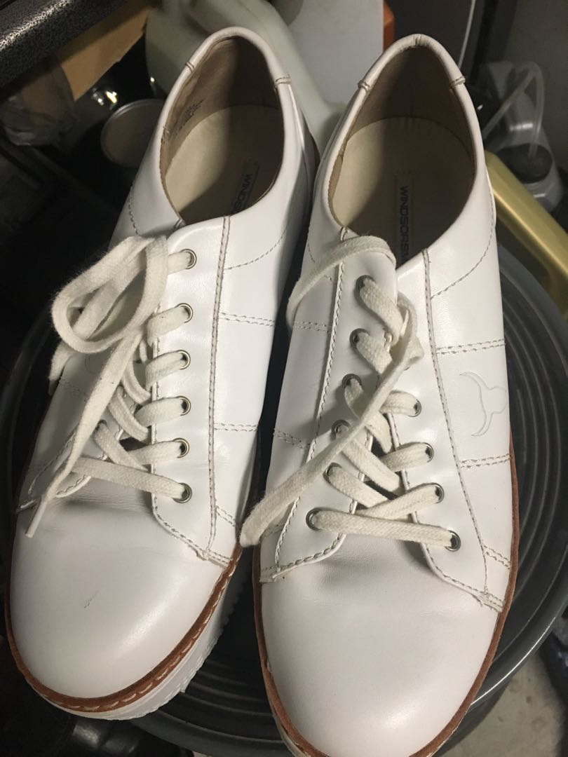 Windsor Smith Platform Sneakers