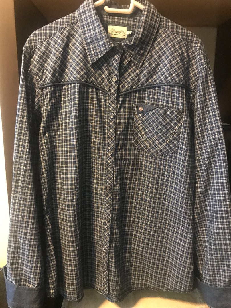 Wrangler Original Polo 👕 Shirt