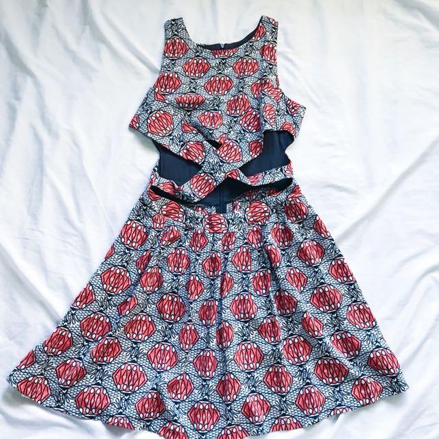 Zara dupe dress