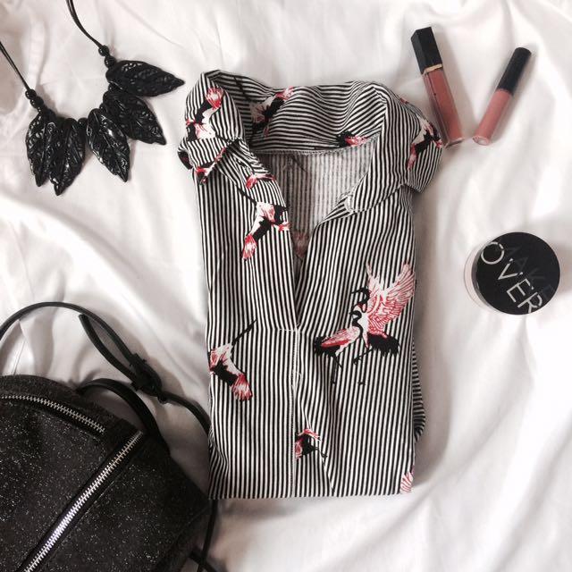 Zara Flamingo