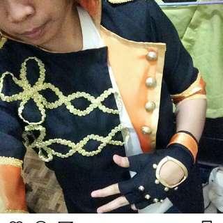 Uta no prince sama debut ren jinguuji cosplay costume