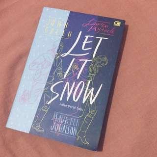 Let It Snow - John Green, Maureen Johnson, Lauren Myracle