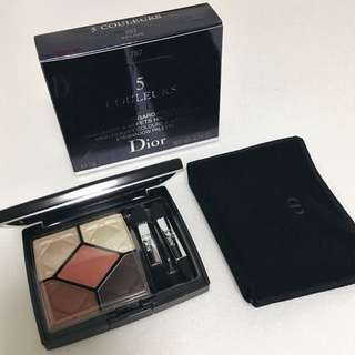 BNIB Dior 5 Couleurs Eyeshadow Palette in 767 Inflame