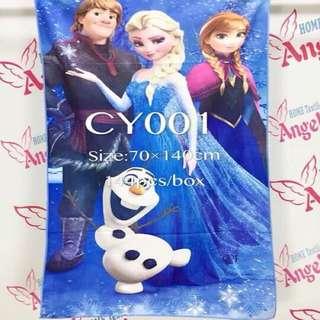 Frozen Elsa & Anna Bath Towel