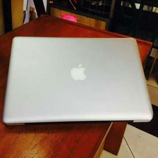 Macbook pro core i5 2.5ghz speed ram6gb hdd500gb2012