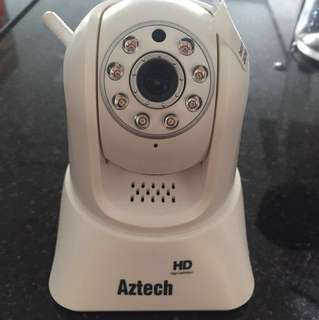 Aztech security camera WIPC 409HD Enhanced