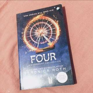 Four - A divergent collection (divergent series) by Veronica Roth