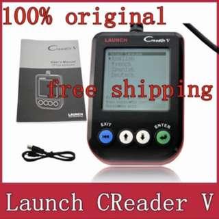 OBD2 AUTO SCANNER  OBD2 CODE CREADER V