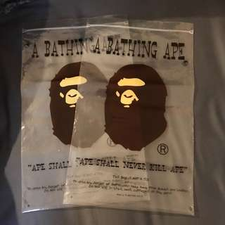 Plastic Bathing Ape