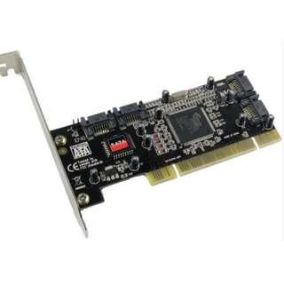 PCI > 4 Port SATA add-on