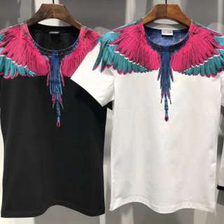 Marcelo Burlon County Of Milan Wings T-Shirt 2018 Collection
