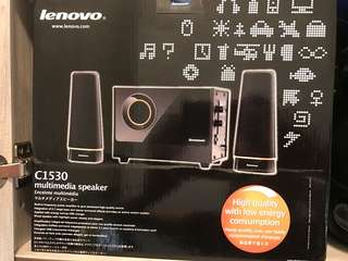 Lenovo C1530 Multi Media Speakers