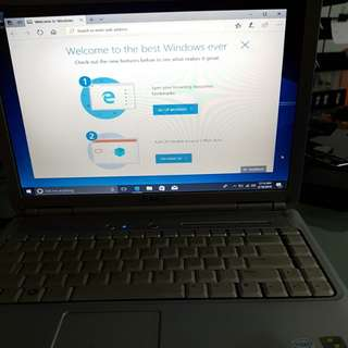 Dell Old but functioning laptop