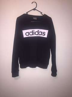 Adidas Cotton Jumper