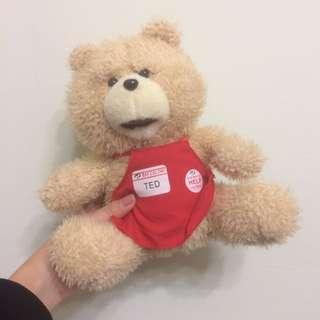 🚚 熊麻吉 TED