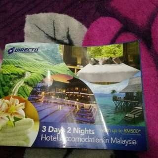 Vaucar 3Days 2Nights Hotel In Malaysia