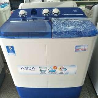 Kredit cepat mesin cuci aqua