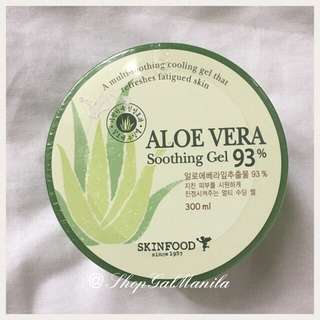 AUTHENTIC SKIN FOOD ALOE VERA GEL FROM KOREA