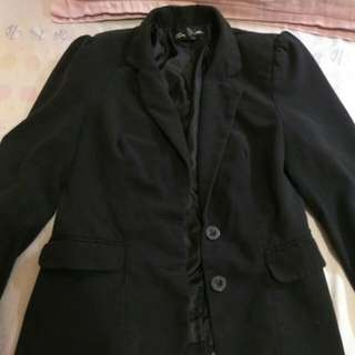 *Black Blazer For Work