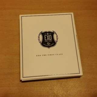 EXO 官方第三代拍立得 (GROWL時期)