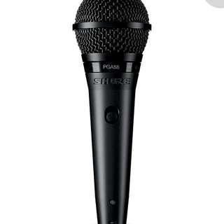 Original SHURE PGA58 professional microphone
