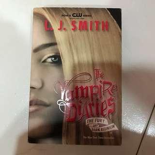 The Vampire Diaries The Fury & Dark Reunion