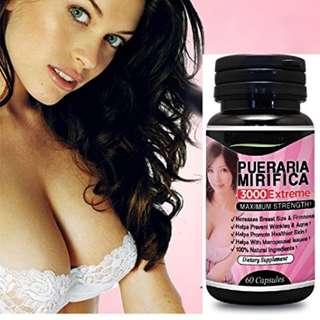 PURE FEMINIZER SEX CHANGE PILLS Female Hormone Estrogen Breast bust Enlargement