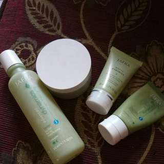 Skin care jafra