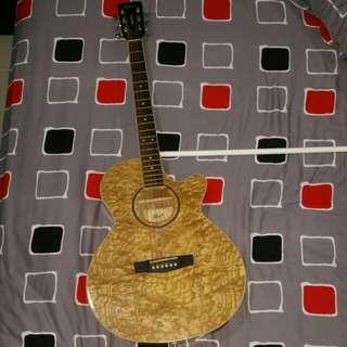 Guitar Kayu Jati #SUFest
