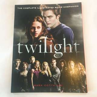 Twilight: The Complete Movie Companion