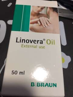 Linovera Oil 50ml for dehydrated skin