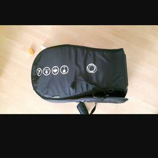 Bugaboo wheeled transport bag