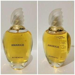 10% OFF! Amarige by Givenchy 100ml