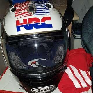 Arai Rx7x HRC limited edition
