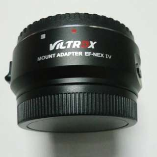 Adapter for sony lens