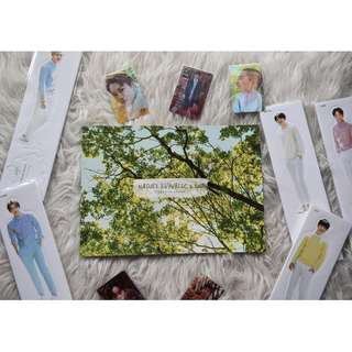 EXO-Nature Republic Collaboration set (CNY Promotion)