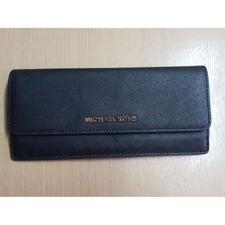 Michael Kors Wallet 銀包 Black